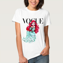 Fashion Casual Couple T Shirt Summer Print Slim T-Shirt Women's S-3XL Plus Size Woman Tee Tops Casual Female T-shirts G0619 цена и фото