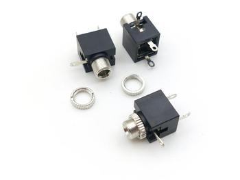 20pcs new 3.5mm Mono Female Switched Socket Solder Panel Jack - sale item Electrical Equipment & Supplies