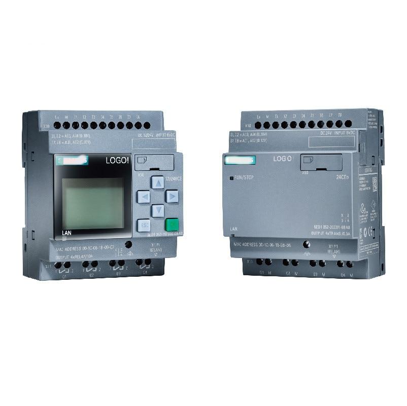 Nouveau LOGO dorigine 6ED1052-1MD08-0BA0 12/24RCE PLC avec Module daffichage 12/24 V DC/relais 8 DI 4AI 6ED1 052-1MD08-0BA0 PLCNouveau LOGO dorigine 6ED1052-1MD08-0BA0 12/24RCE PLC avec Module daffichage 12/24 V DC/relais 8 DI 4AI 6ED1 052-1MD08-0BA0 PLC
