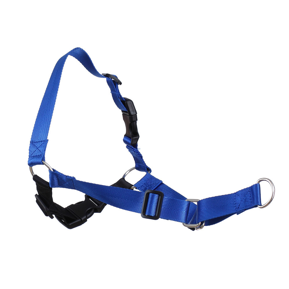 New develop walk easy dog harness front lead dog leash harness no pull harness attaching strong new develop walk easy dog harness front lead dog leash harness no front lead dog harness at couponss.co