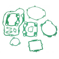 For KAWASAKI KX250 1990 1991 Motorcycle Engine Gaskets Include Crankcase Covers Cylinder Gasket Kit Set