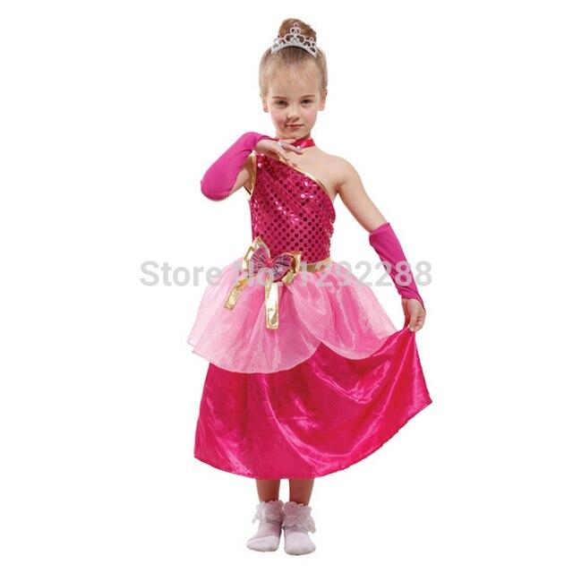 Girls showing pink