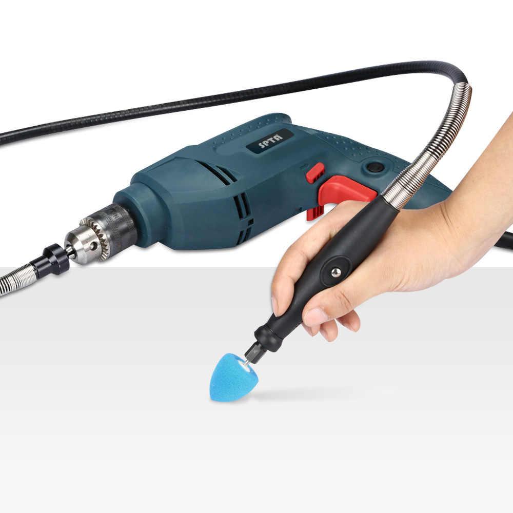 SPTA 78 sztuk Mini Pad do polerowania Detailing tarcza polerska farby elastyczny wałek zestaw towary dla lakier do samochodu polerka reflektor