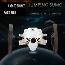 2016 New arrival rc Bounce Car SJ80(TL80A) 4CH 2.4GHz Jumping Sumo RC Car Bounce Car Robot Can Jump rc Toy for kids as good gift