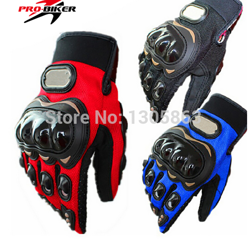 PRO-BIKER Motorcycle Gear Gloves MTB ATV MOTO GP Glove Motocross Gloves Off-Road Motorcycle Cycling Protective Gear Gloves