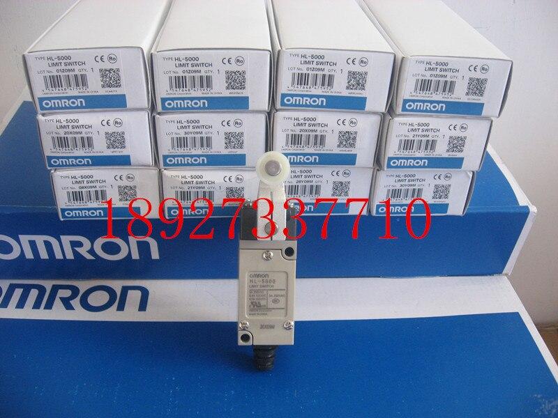 [ZOB] Supply of new original omron Omron limit switch HL-5000  --5PCS/LOT lot of 5pcs mg200h1al1 igbt new