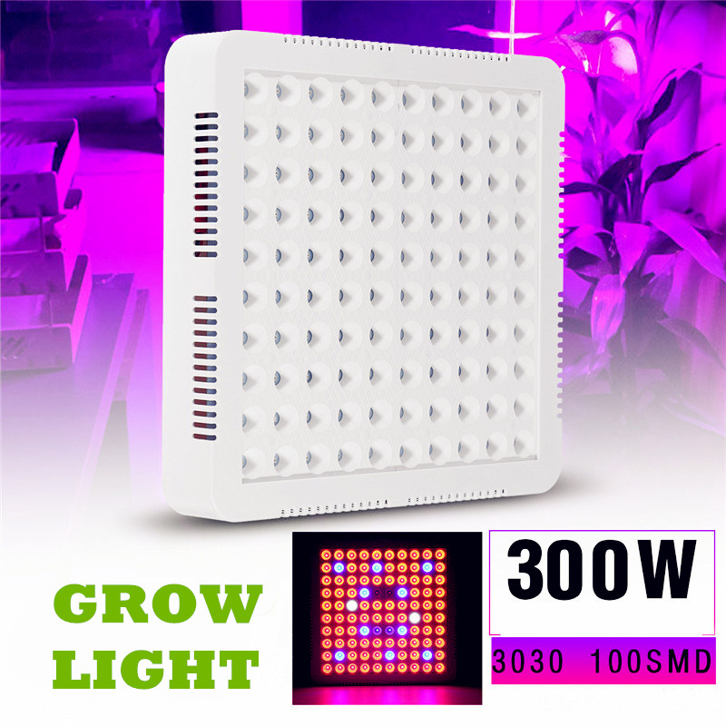 Plein spectre 300 W 600 W LED grandir lumière 110 V 220 V intérieur plantation jardin fleur tente serres hydroponie LED cultiver lampe