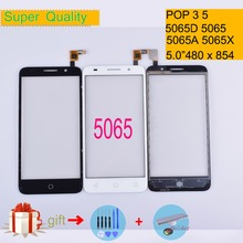 For Alcatel One Touch POP 3 5 OT5065 5065 5065A 5065D 5065X Touch Screen Touch Panel Sensor Digitizer Front Glass Touchscreen цены онлайн
