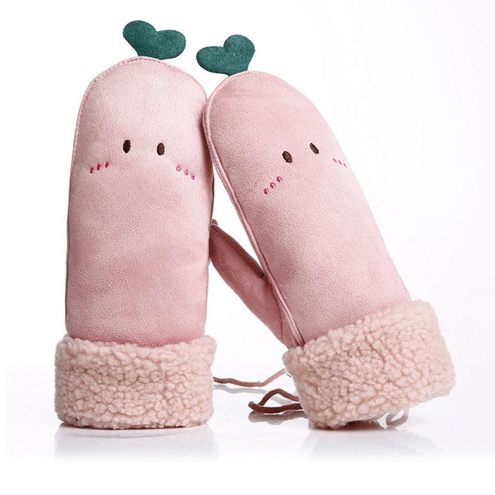 2017 Fashion winter gloves women winter gloves women warm ...