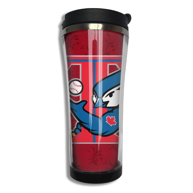 Blue Jays Coffee Mug Design Your Own Dad Tazas Stainless Steel