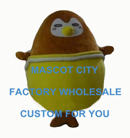 tumbler roly poly penguin mascot costume cartoon toy theme anime cosplay costumes carnival fancy dress for pleasure ground 3443