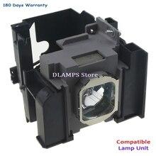 ET LAA110 Hohe Qualität Ersatz lampe Mit Gehäuse Für PANASONIC PT AR100U PT LZ370E PT LZ370 PT AH1000E PT AH1000