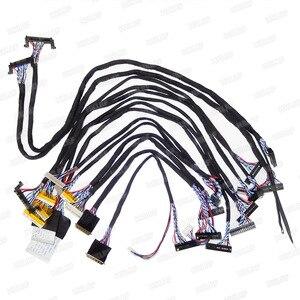 Image 5 - T V18 LED LCD écran testeur outil de détection pour TV ordinateur portable réparation Support 7 84 pouces + V29V56V59 LCD TV contrôleur