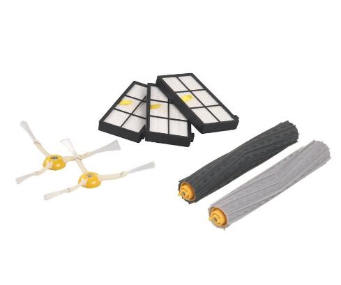 7Pcs/Lot Tangle-Free Debris Extractor Replacement Kit iRobot Roomba 800 900 series 870 880 980 Vacuum Robots accessory parts цена