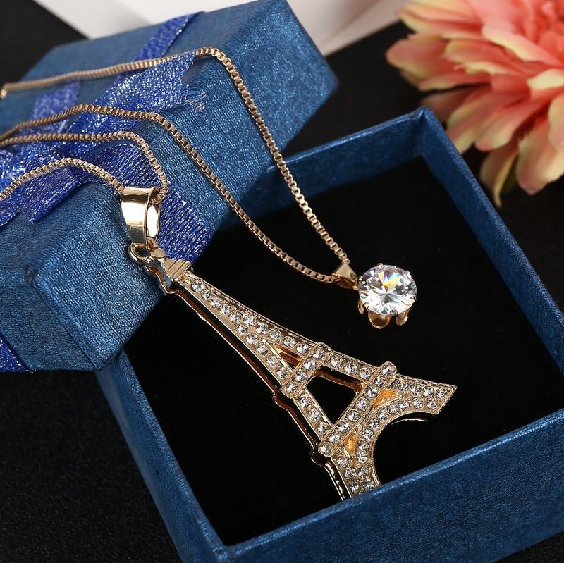 Aliexpress Com Buy New Fashion Necklace Earrings Bridal: Aliexpress.com : Buy Fashion Jewelry Rhinestone Female