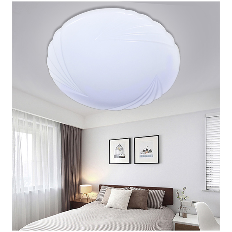 Round Bedroom Ceiling Bedroom Feature Wall Paint Ideas Bedroom Decorating Ideas Teenage Guys Lcd Cabinet Designs Bedroom: 26cm Round Ceiling Lamps For Bedroom Lighting White Pearl