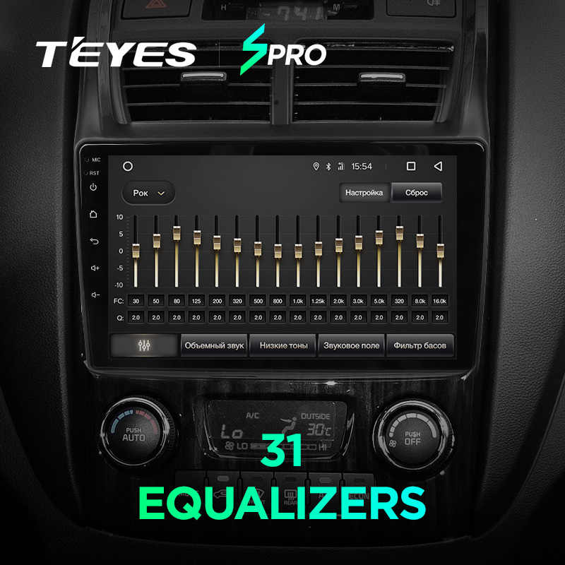 TEYES SPRO For Kia Sportage 2 2007-2009 Car Radio Multimedia Video Player Navigation GPS Android 8.1 Accessories Sedan No dvd 2