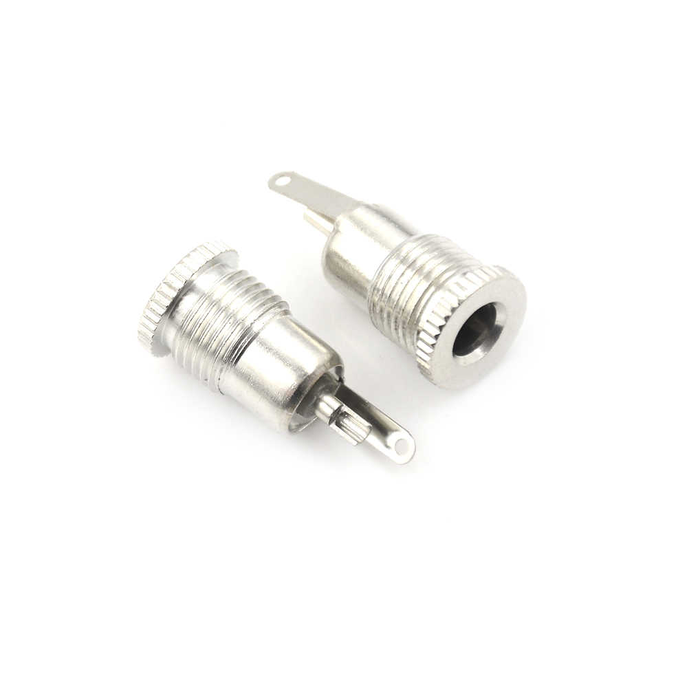 5 PCS/LOT DC-099 30 V, 5A DC099 5.5mm x 2.5mm DC prise de courant femelle connecteur de montage sur panneau