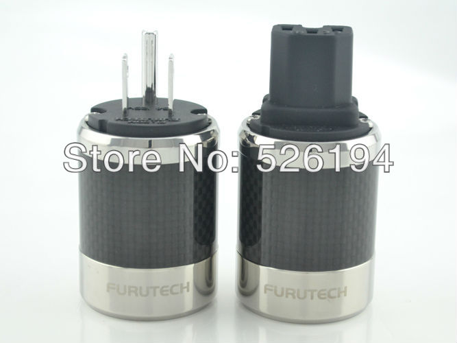 Furutech FI-50(R) & Furutech FI-U50(R) 1Pair furutech fp 200b g
