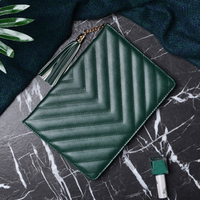 Fashion Green Magnet Flip Cover For Apple IPad Mini 1 2 3 7 9 Tablet Case