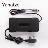 Yangtze 58V 4A Battery Charger For 48V Lead Acid Battery Electric Bicycle Power Electric Tool for Speaker & TV Receivers