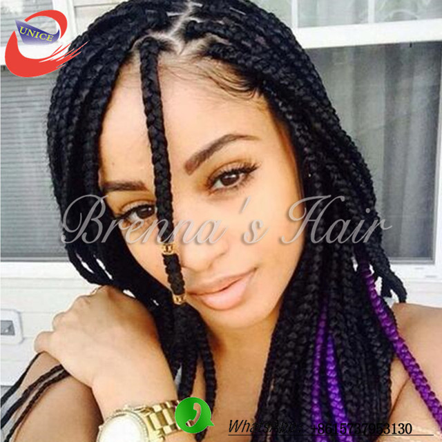 Crochet Box Braids Ombre : Box Braids Extensions Hairstyles - Braids