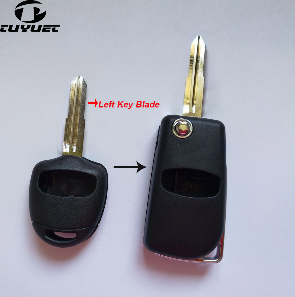 NEW Mitsubishi Chrysler Dodge Transponder Chip Key MIT13 692564 EK3-MIT9 N Blade