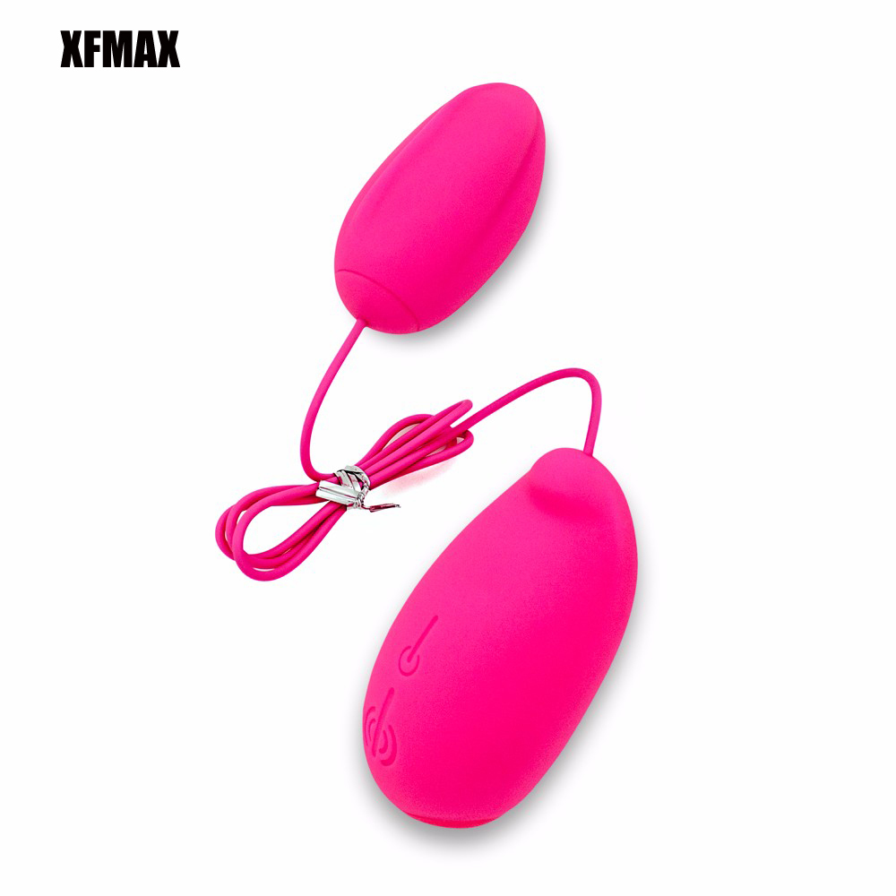 Nfxmax Rose Wired Jumping Egg Vibrating Eggs Female Vaginal Tight Full Bike Pato Fx 1 Fxmax Exercise Smart Love Ball Of Jump Sex Toy For Women Silicone Abs