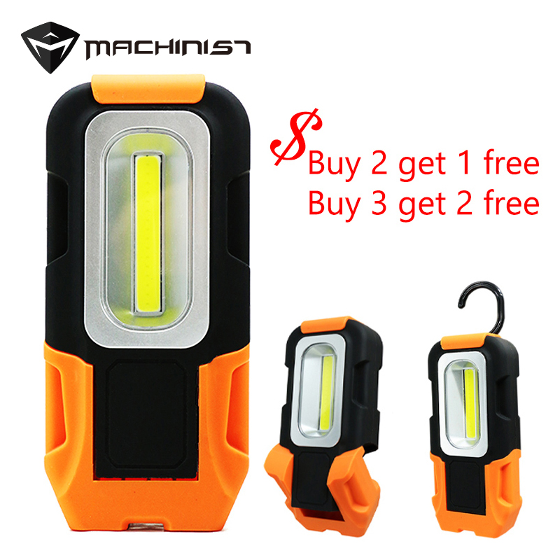 cob-led-working-lamp-repair-light-magnetic-working-folding-hook-pocket-torch-inspection-tool-emergency-flashlight-tent-light