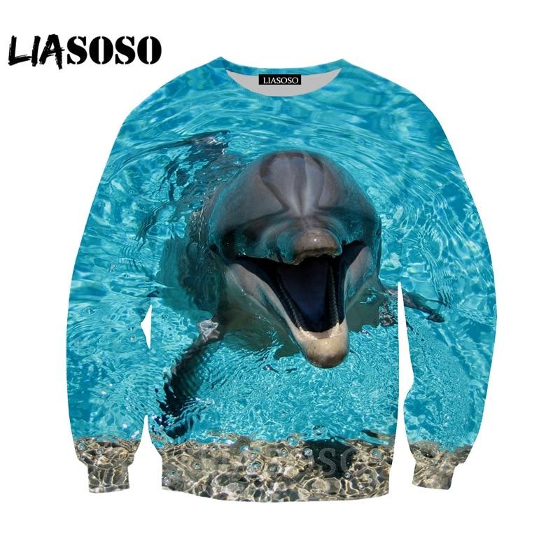 3D Print Men Hoodies Women Dolphins Anime Loli Sweatshirt Fashion Harajuku Kids Shirt Sweatshirts Streetwear Long Sleeve E811