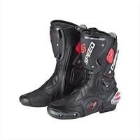 Hotsale motorcycle boots men racing motocrossPRO-BIKER racing motorbike motocross boots ,outdoor sport shoes