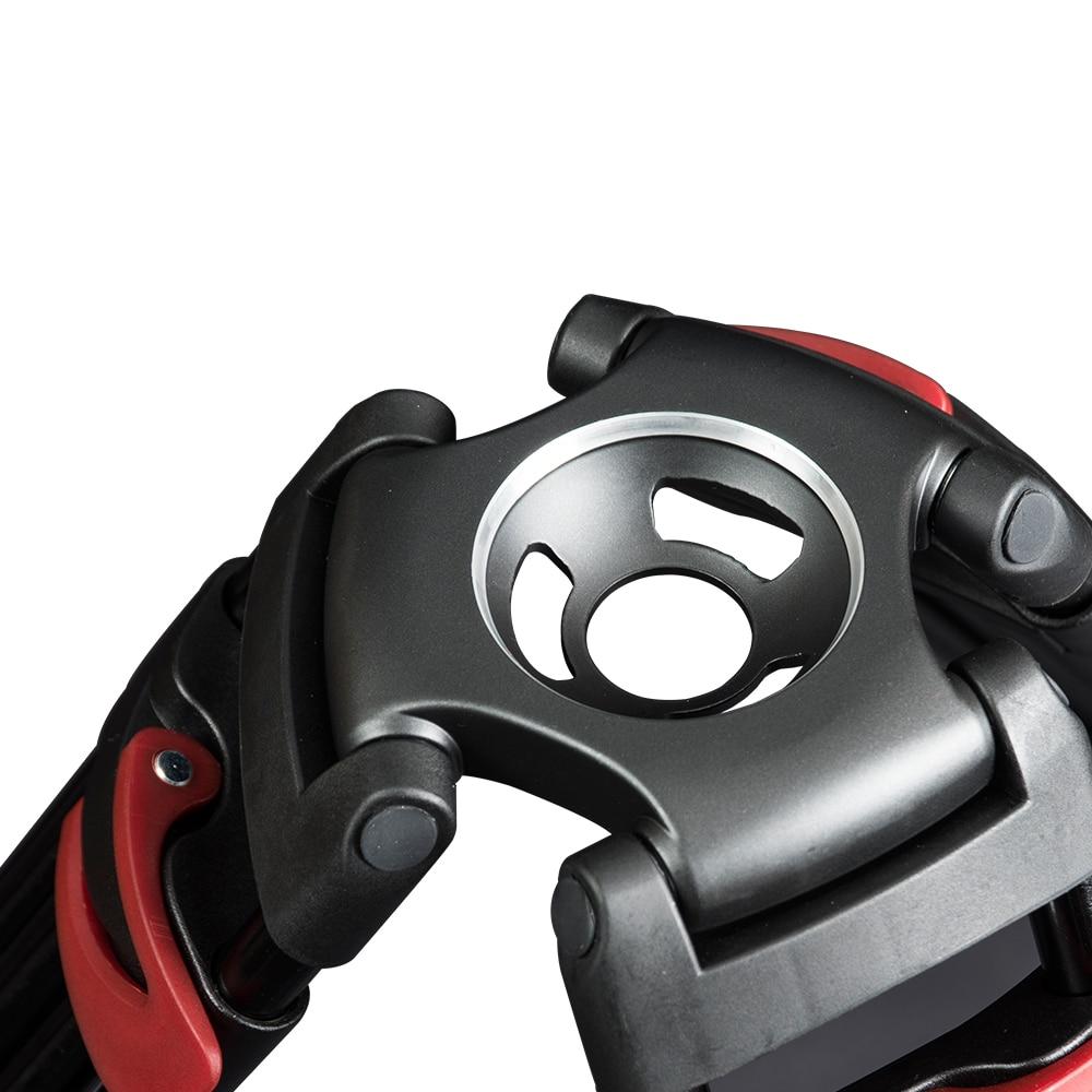 Милибуд Тежък триножник MTT609A без - Камера и снимка - Снимка 3