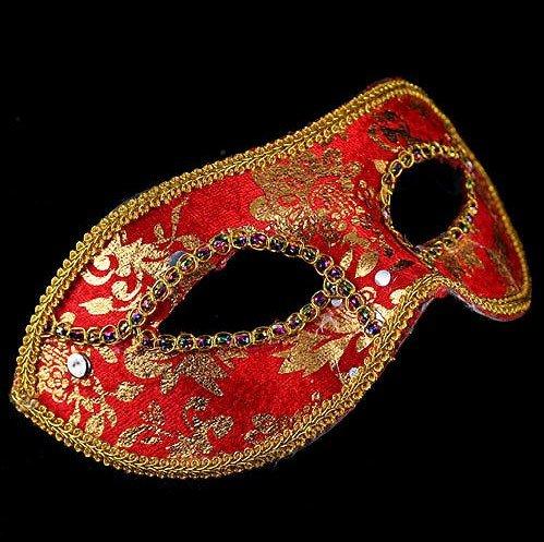 venetian mardi gras masquerade mask party mask