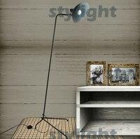 Einzigen kopf 3 köpfe Pole Boden Lampe modern design Frankreich Klassische Lampe Für Wohnzimmer Schlafzimmer Leseraum bodenleuchten