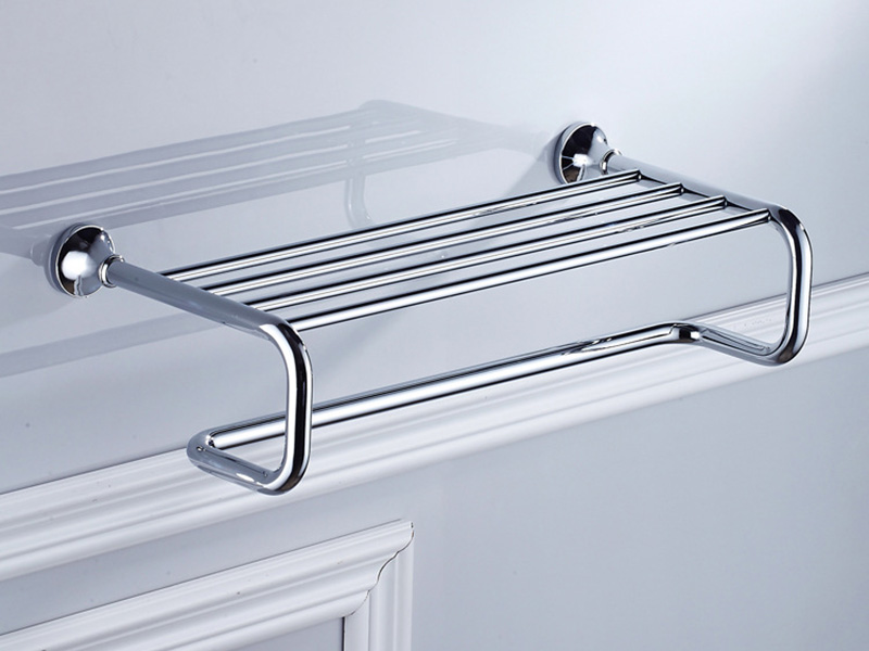 towel rack chrome 1