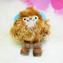 Rare Canada Vancouver Winter Mascot Quatchj Cute Stuff Mini Plush Toy Children Birthday Gift Collection(China)