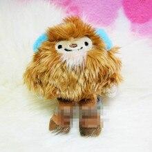 Seltene Kanada Vancouver Winter Maskottchen Quatchj Cute Stuff Mini Pluschtier Kinder Geburtstagsgeschenk Sammlung