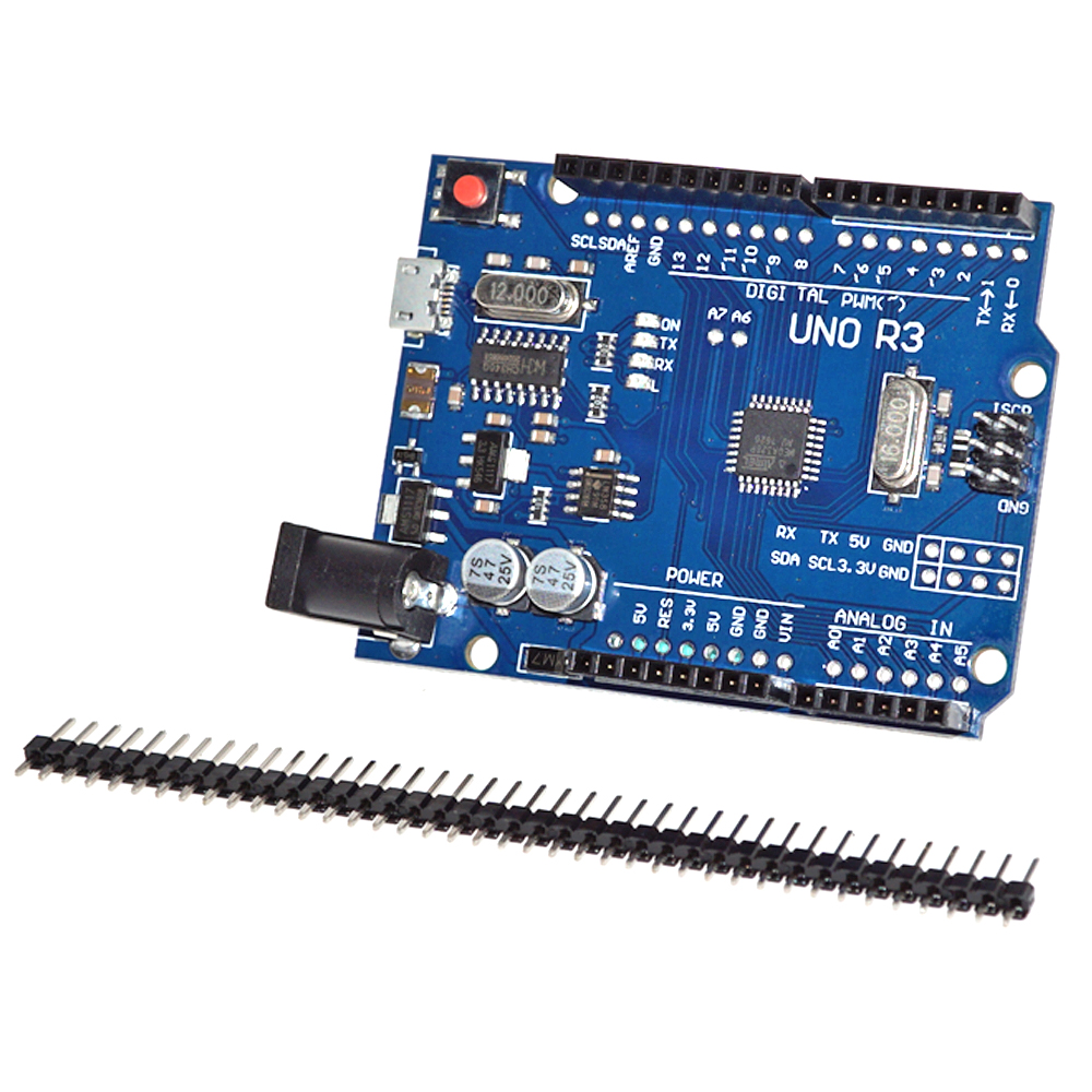 Mico USB Port  Development Board CH340 Uno R3 Starter Kit For Arduino