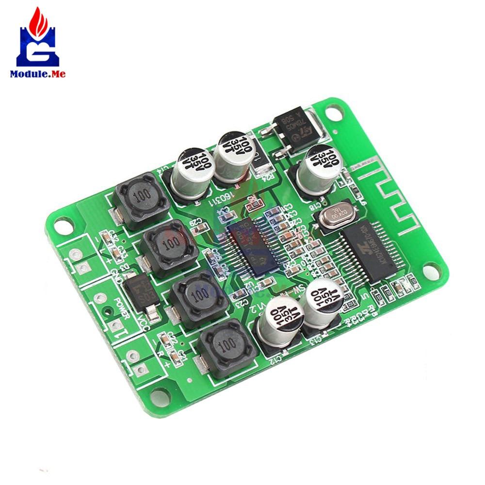 Tpa3110 2x15w 15w Wireless Bluetooth Audio Power Amplifier Board How To Build 60w 8 1 For 4 6 10 Ohm Speaker Dual Channel Sound Top Quality