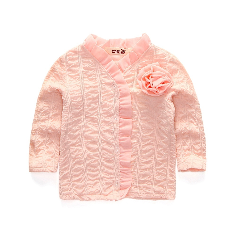Girls-Fashion-Coat-Jacket-Long-Sleeve-T-Shirt-Plus-Skirt-3pcs-Set-Childrens-Cardigan-Pearl-Sequin-Puff-Pink-Flower-Tutu-Suits-2