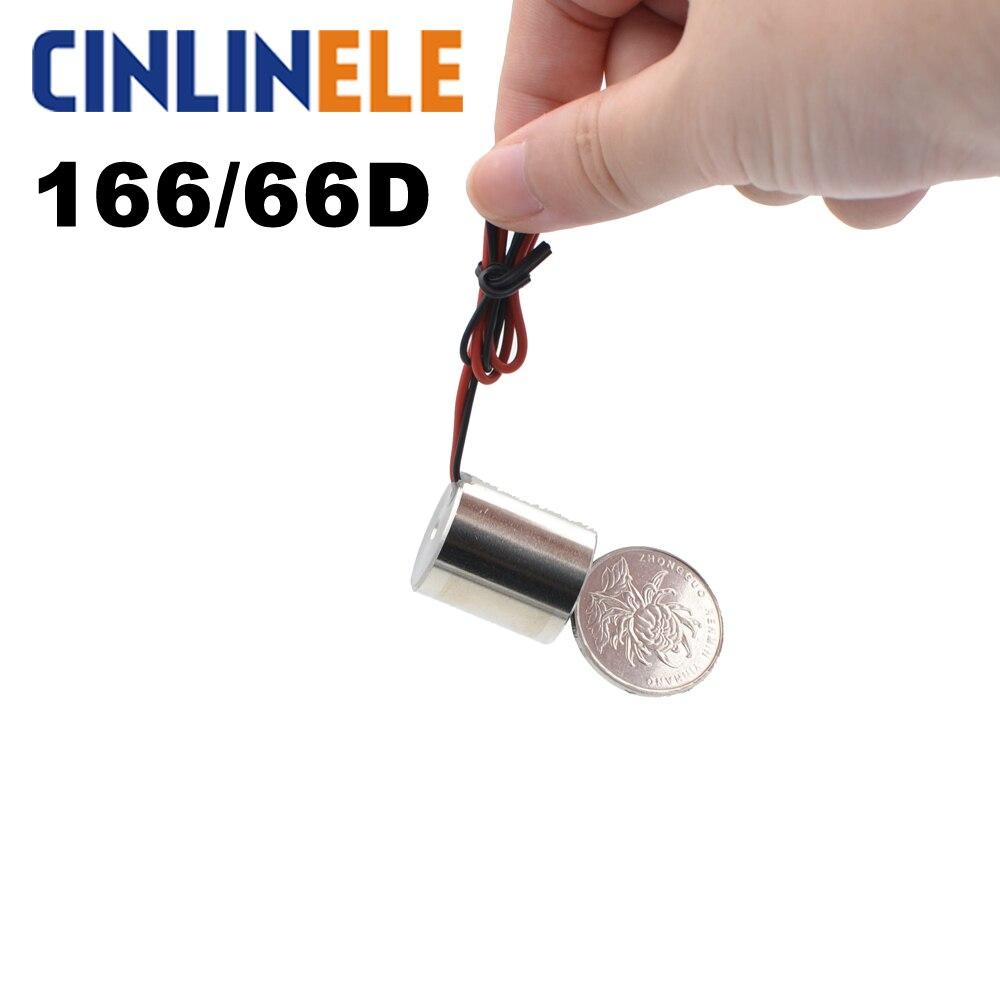 166/66D 500 кг 5000N ток размагничивания Электрический магнит Магнитная электромагнитный присоски Электромагнит DC 12 В 24 В мощный редкоземельных