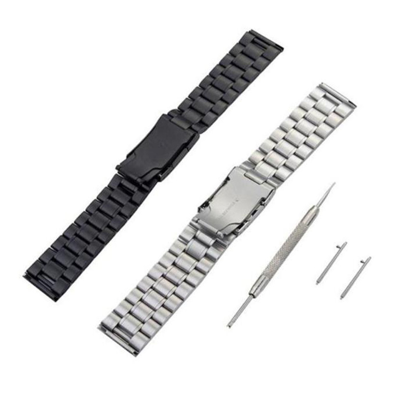 Milanese Round Stainless Steel Strap Bracelet 17cm-20cm Slive Stainless Steel Quick Release Watch Band Strap for Vector Meridian 20mm milanese watch band quick release for samsung gear s2 classic sm r7320 pebble time round stainless steel strap bracelet