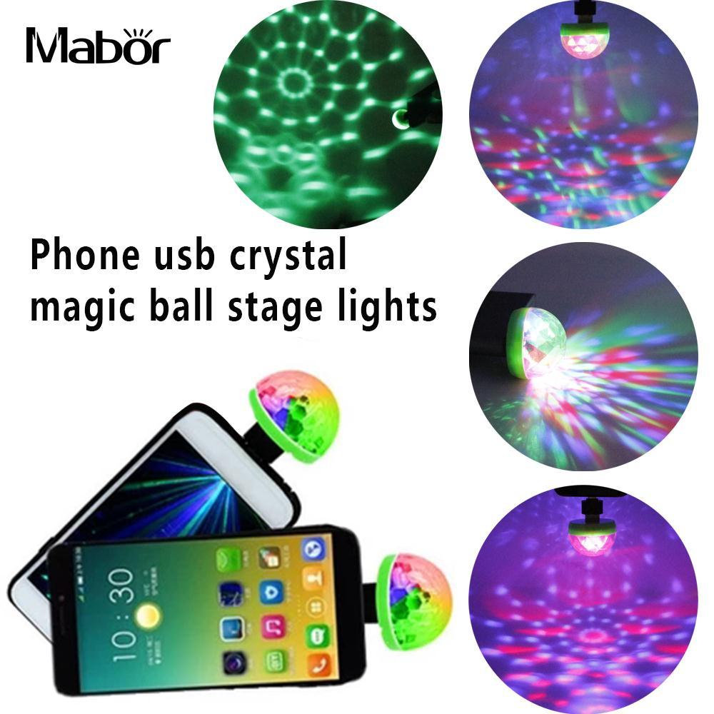 4 4cm 5v 4w Indoor Outdoor Lamp Room Decor Dj Lights Fashion Disco Ktv Stage Light Lighting Fixture Relieving Rheumatism Commercial Lighting Lights & Lighting
