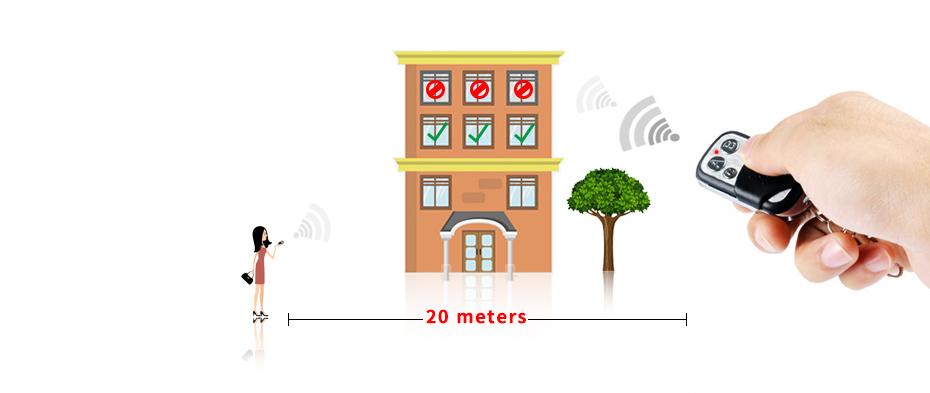 ST1 EU Fernbedienung/Touch Standard 8