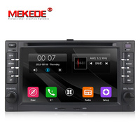 2din Capacitive screen CAR DVD player navigation FOR KIA CERATO CEED SPORTAGE 2004 2010 car audio stereo Multimedia GPS