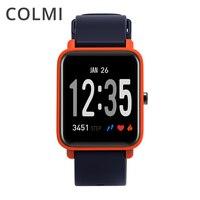 COLMI Fitness Smart Watch Bluetooth Multi Sports Mode Blood Pressure Heart Rate Monitor Wristwatch Fitness Tracker Smartwatch