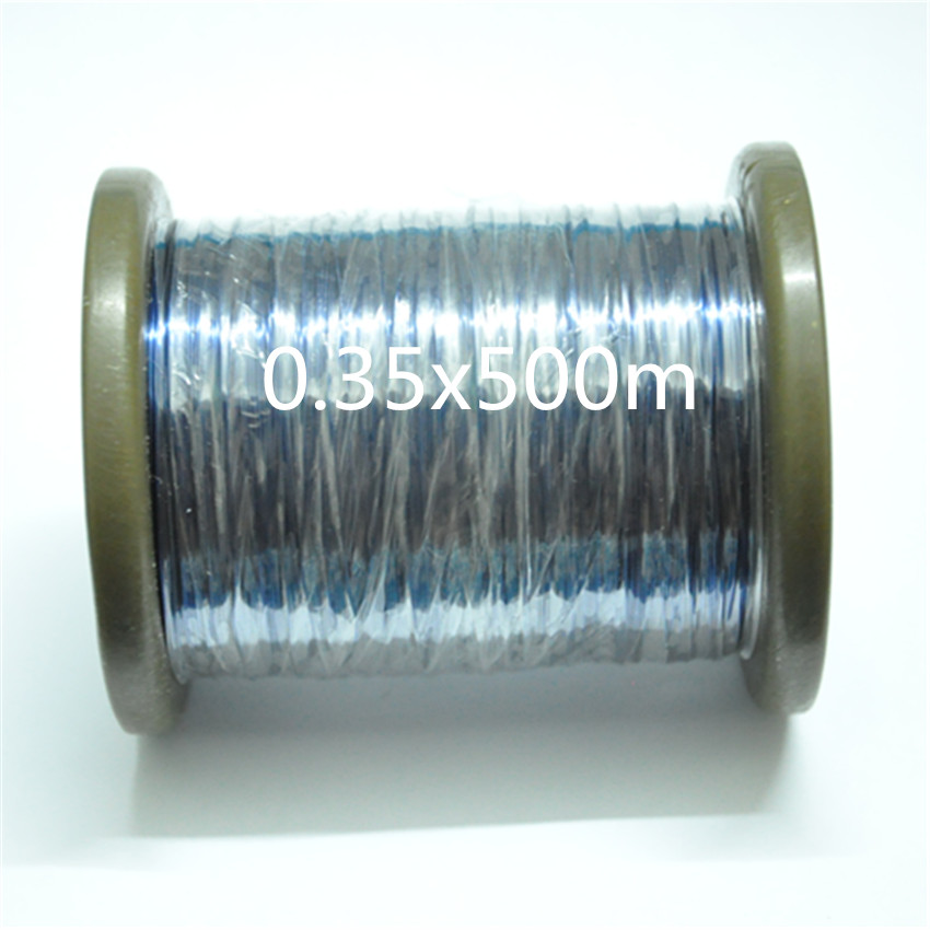Free shipping500m QA-1-155 2UEW Blue Magnet Wire 0.35 mm Enameled Copper wire Magnetic Coil Winding