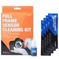Full Frame DSLR SLR Camera Sensor CCD/CMOS Cleaning Kit VSGO DDR-24 voor Digitale Camera 'S Matrix Schoon