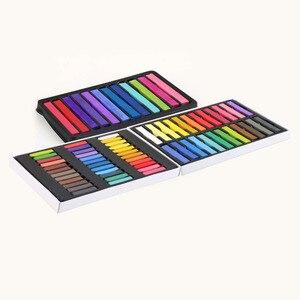 12/24/36 цветов s нетоксичные мягкие мелки для волос, пастельный набор, временная краска-мелок, персонализированная краска для волос, цвет для DIY...