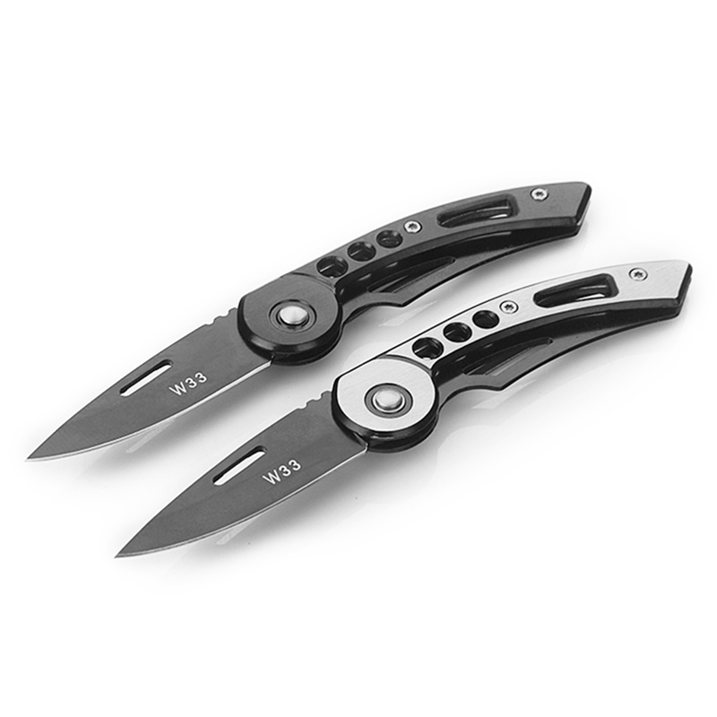 Jewii Folding Pocket Knife Multi-function Portable Outdoor Fruit Cutter Practical Camping Survival Tools Knife(China)